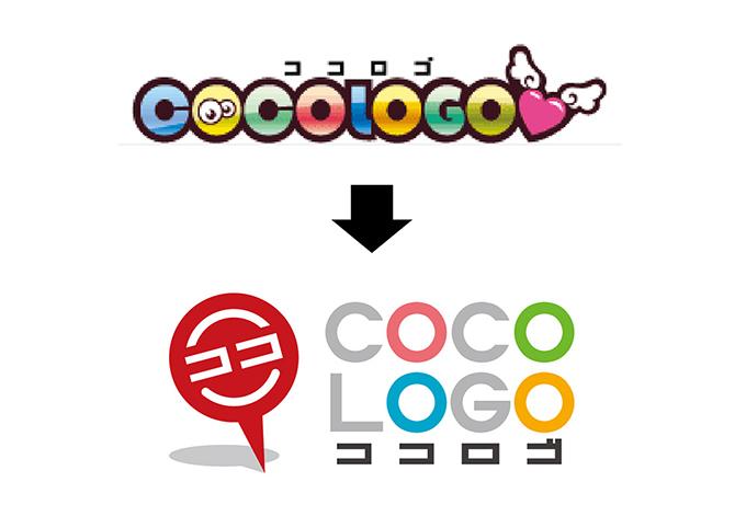 ココロゴのロゴ