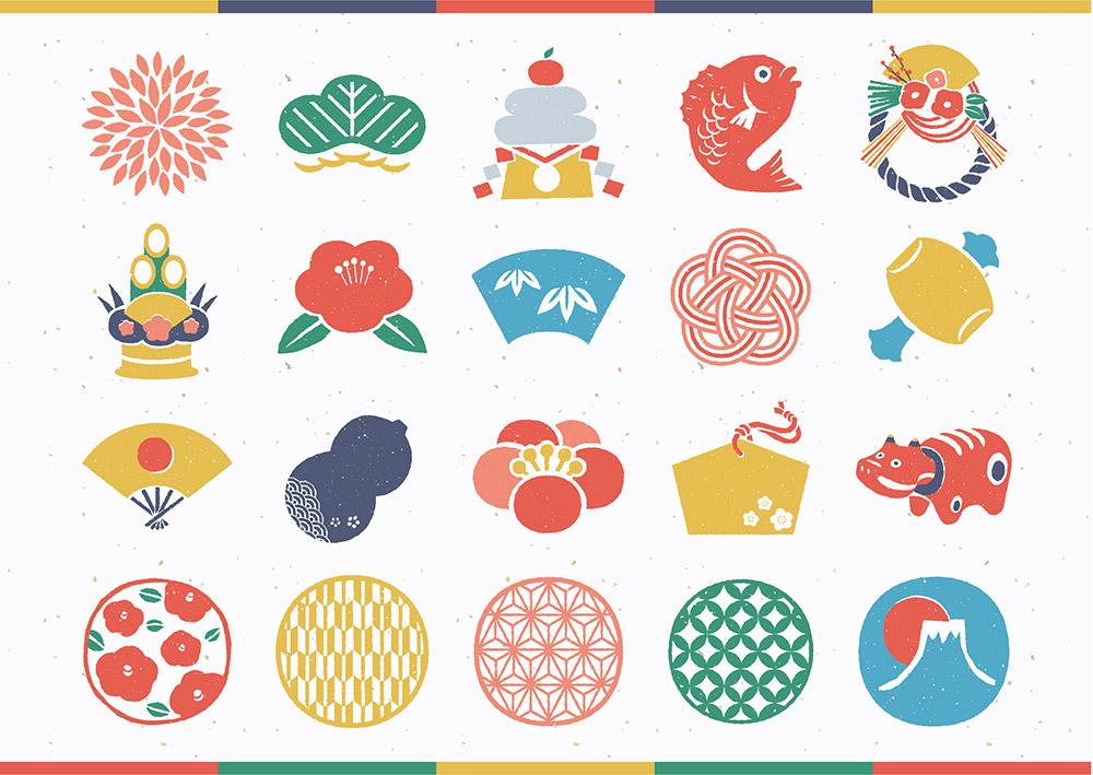 ロゴ作成のアイデアに!和風&モダン和風のロゴの実例