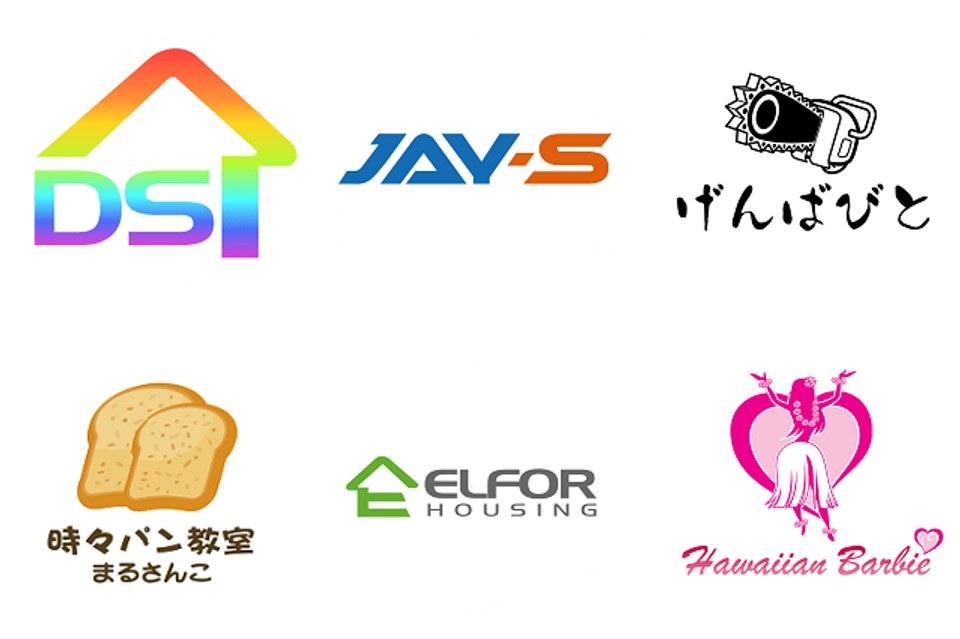 2012年4月のロゴ採用案鑑賞