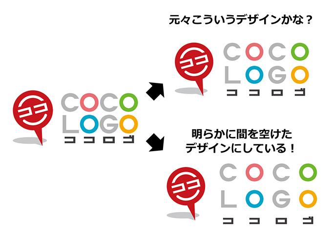 ソーシャルディスタンスロゴのイメージ