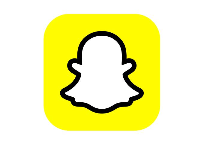 Snapchatロゴ