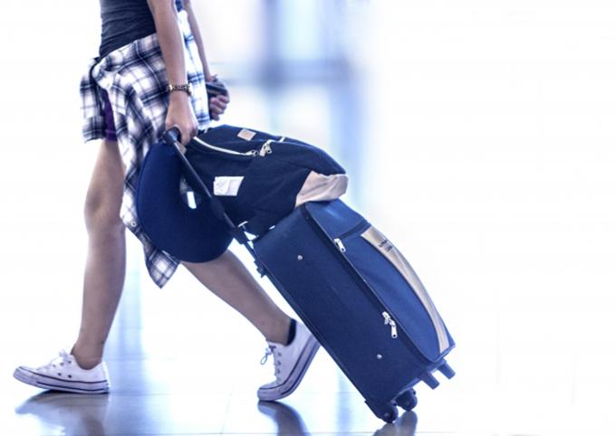 旅行者のイメージ