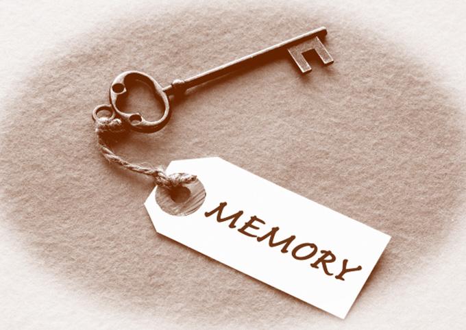 記憶のイメージ
