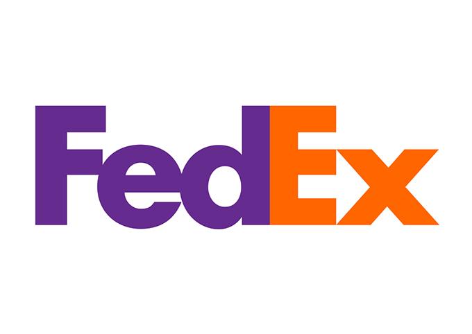 FedExロゴ