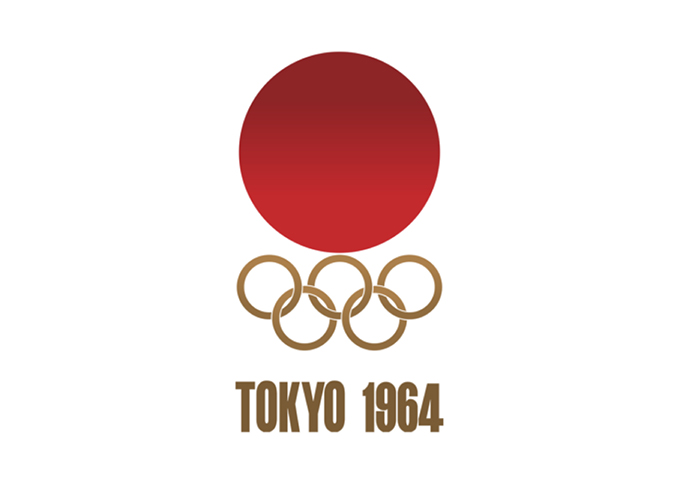 1964年東京大会エンブレム