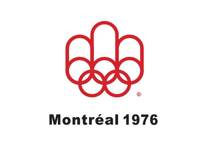1976年モントリオール大会エンブレム