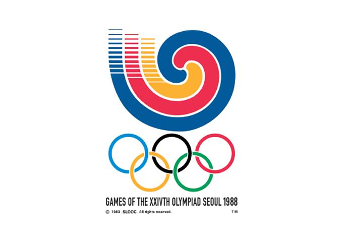 1988年ソウル大会エンブレム