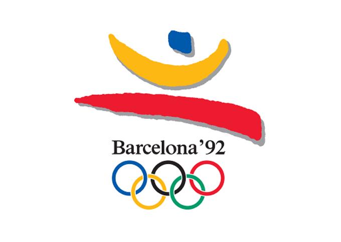 1992年バルセロナ大会エンブレム