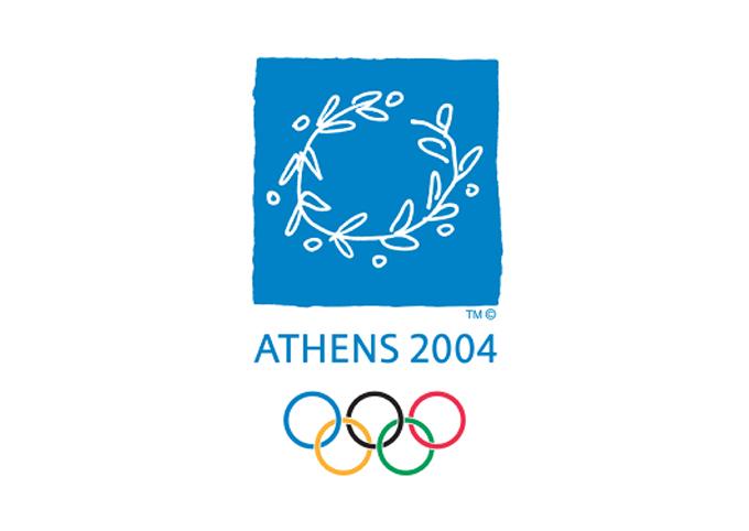 2004年アテネ大会エンブレム