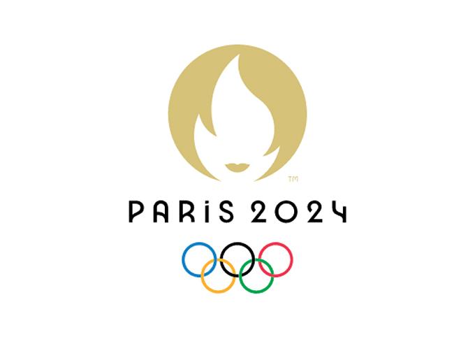 2024年パリ大会エンブレム