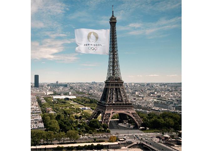 2024年パリ大会イメージビジュアル