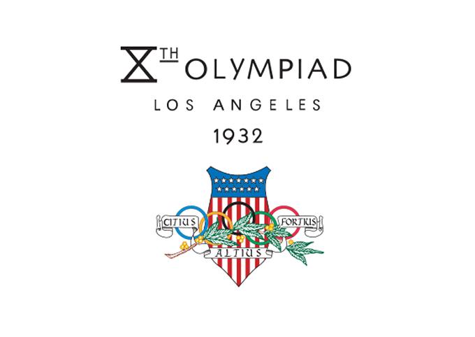 1932年ロサンゼルス大会エンブレム