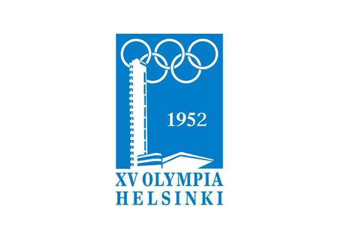 1952年ヘルシンキ大会エンブレム